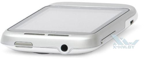 Верхний торец HTC Wildfire S