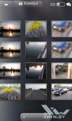Галерея на Samsung Galaxy S II. Рис. 2