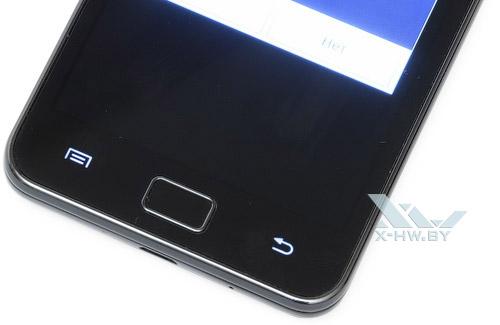 Подсветка кнопок Samsung Galaxy S II