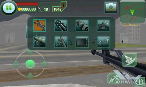 The Last Defender на ZTE V9. Рис. 2