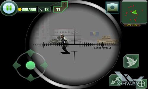 The Last Defender на ZTE V9. Рис. 4