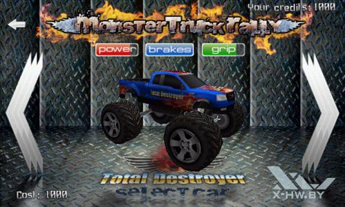 MonsterTruckRally на ZTE V9. Рис. 1