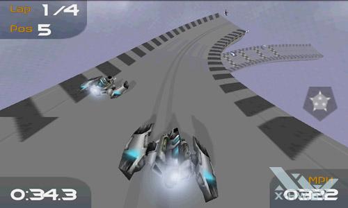 TurboFly3D на ZTE V9. Рис. 2