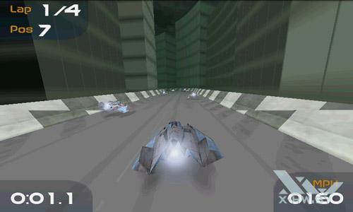 TurboFly3D на ZTE V9. Рис. 3