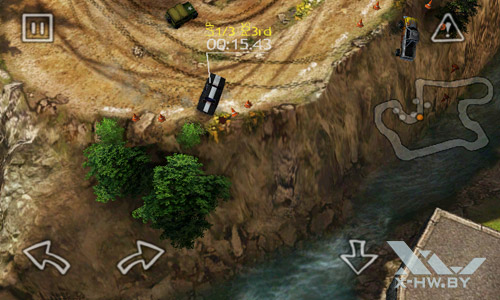 Reckless Racing на ZTE V9. Рис. 2