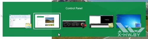 Переключение приложений в Windows Developer Preview