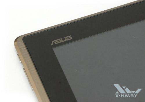 Логотип ASUS на ASUS Eee Pad Transformer TF101