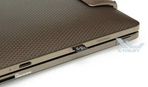 Карт-ридер microSD на ASUS Eee Pad Transformer TF101