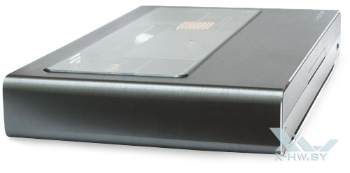 Philips BDP9600. Вид сбоку