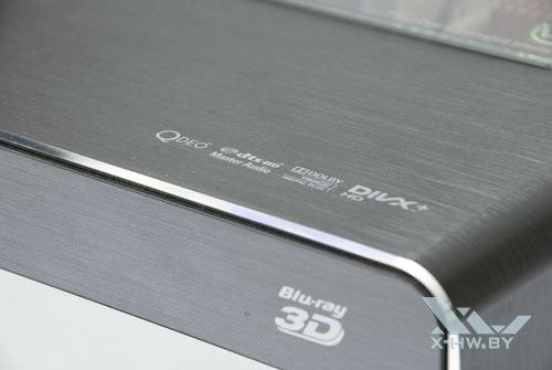 Лист металла корпуса Philips BDP9600