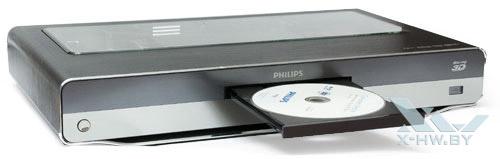 Открытый лоток привода Philips BDP9600