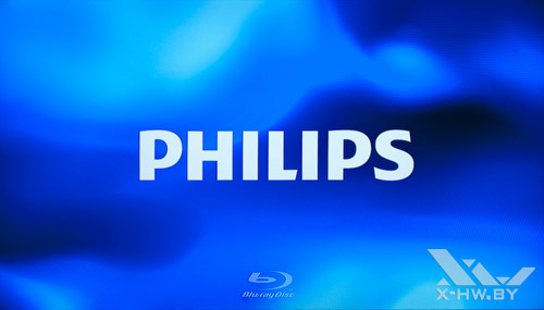 Заставка Philips BDP9600