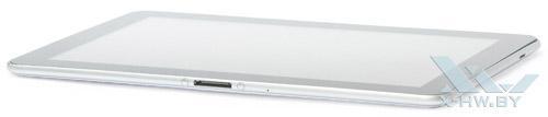 Нижний торец Samsung Galaxy Tab 10.1