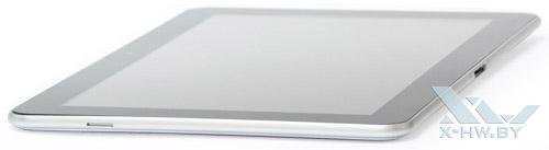 Левый торец Samsung Galaxy Tab 10.1