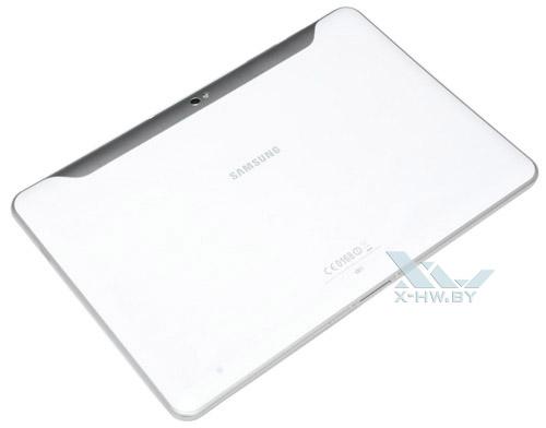 Samsung Galaxy Tab 10.1. Вид сзади