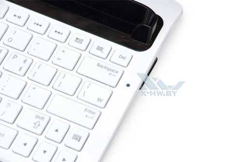 Светодиодный индикатор на док-станции Samsung Galaxy Tab 10.1