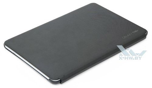 Samsung Galaxy Tab 10.1 в закрытом чехле
