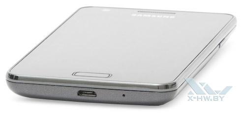 Нижний торец Samsung Galaxy R