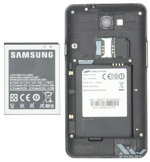 Аккумулятор Samsung Galaxy R