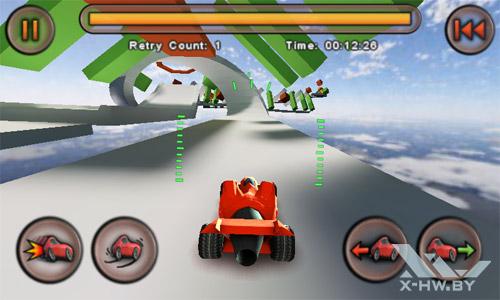 Jet Car Stunts. Рис. 1