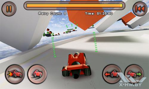 Jet Car Stunts. Рис. 2