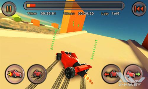 Jet Car Stunts. Рис. 4