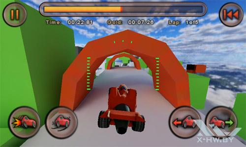 Jet Car Stunts. Рис. 5