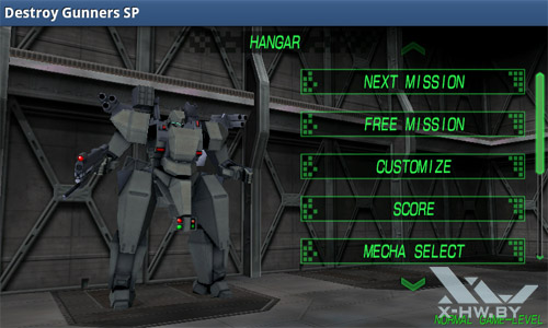 Destroy Gunners SD. Рис. 1
