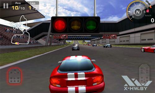 GT Racing Motor Academy HD. Рис. 4