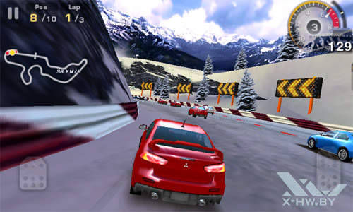 GT Racing Motor Academy HD. Рис. 8