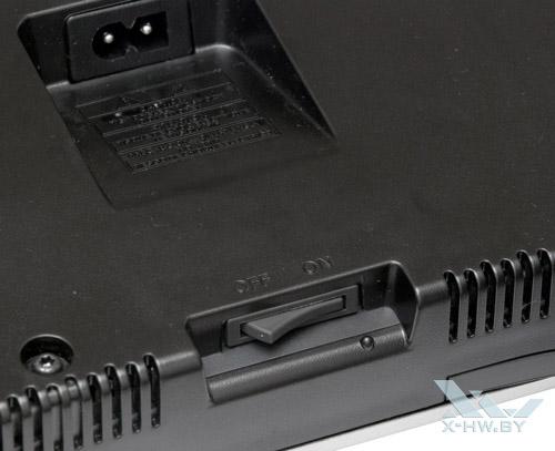 Кнопка выключения Philips 42PFL7606