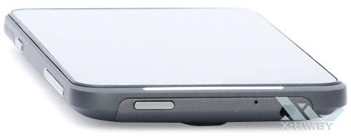 Верхний торец HTC Titan