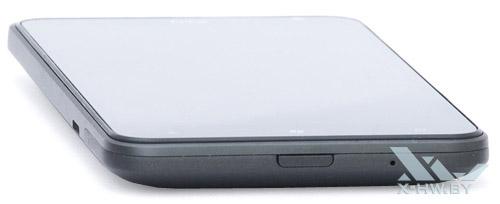 Нижний торец HTC Titan