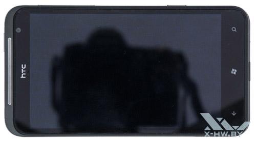 Лицевая сторона HTC Titan