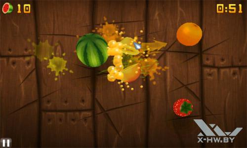 Fruit Ninja. Рис. 2