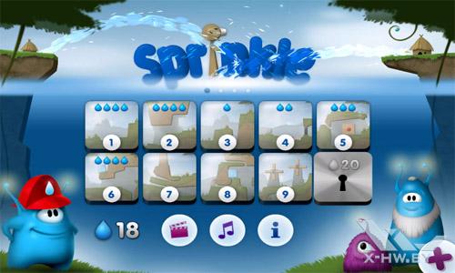 Sprinkle. Рис. 1