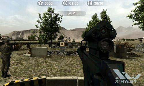 Arma II: Firing Range. Рис. 6