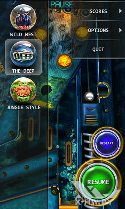 Pinball HD for Tegra. Рис. 1