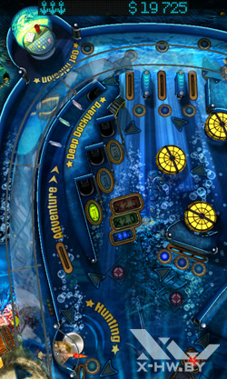 Pinball HD for Tegra. Рис. 4