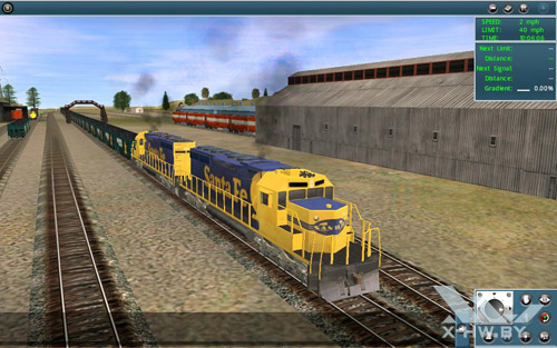 Trainz Simulator. Рис. 4