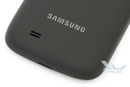 Нижняя часть задней крышки Samsung Galaxy W