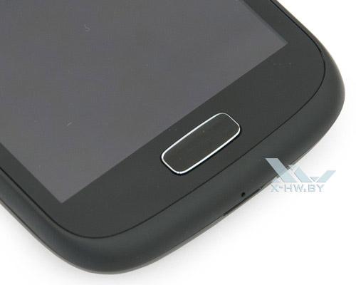Кнопки Samsung Galaxy W