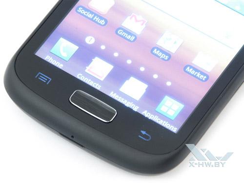 Подсветка кнопок Samsung Galaxy W