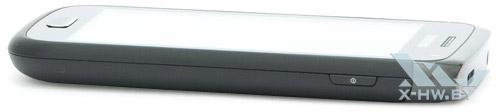 Правый торец Samsung Galaxy W