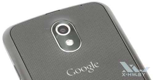 Камера Samsung Galaxy Nexus