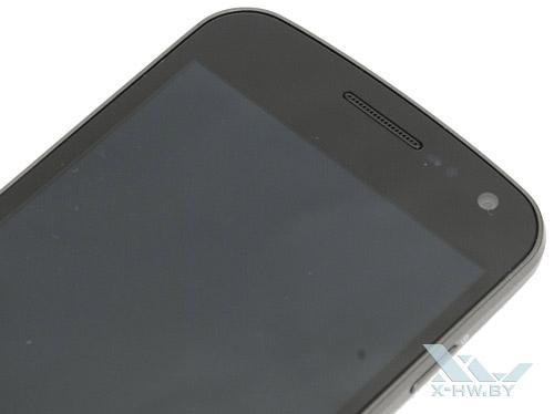 Динамик и фронтальная камера Samsung Galaxy Nexus