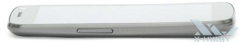 Samsung Galaxy Nexus. Вид сбоку