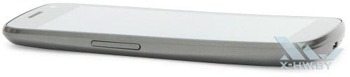 Левый торец Samsung Galaxy Nexus