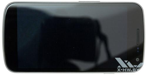 Samsung Galaxy Nexus. Лицевая сторона