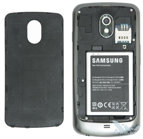 Аккумулятор Samsung Galaxy Nexus